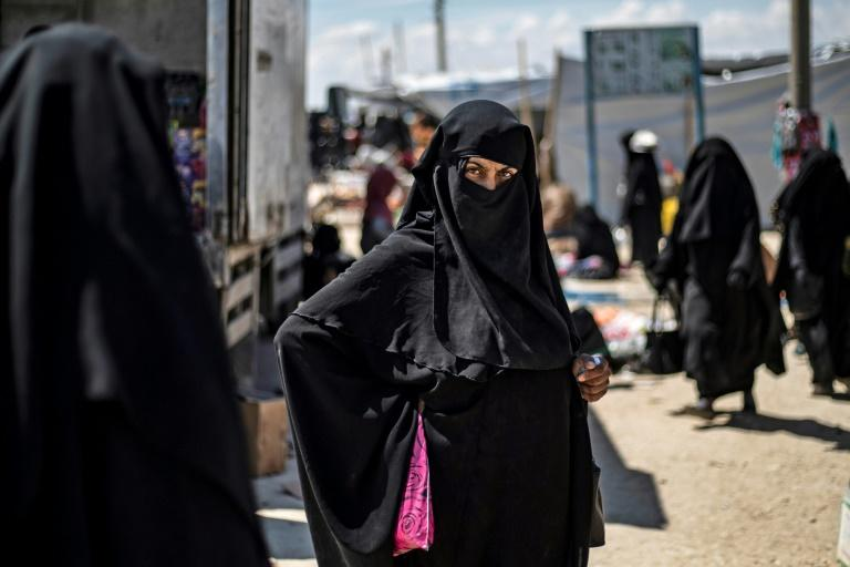 "Women in al-Hol camp, which is among detention facilities considered by analysts to be a potential ""breeding ground"" for radicalisation"