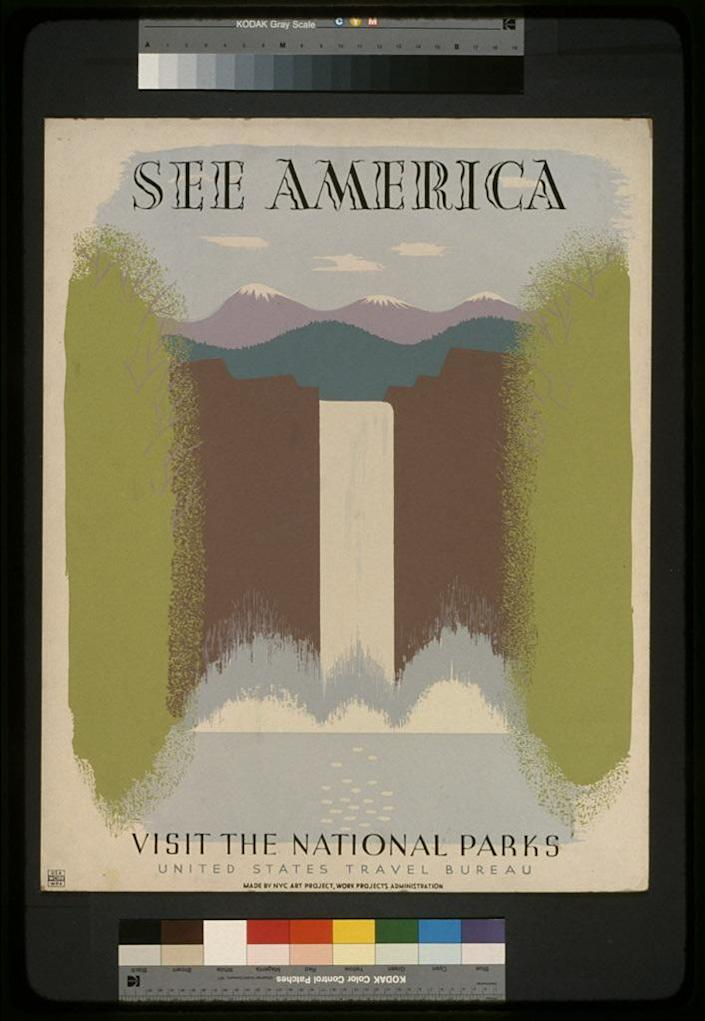 Photo credit: Library of Congress Archives/National Park Service
