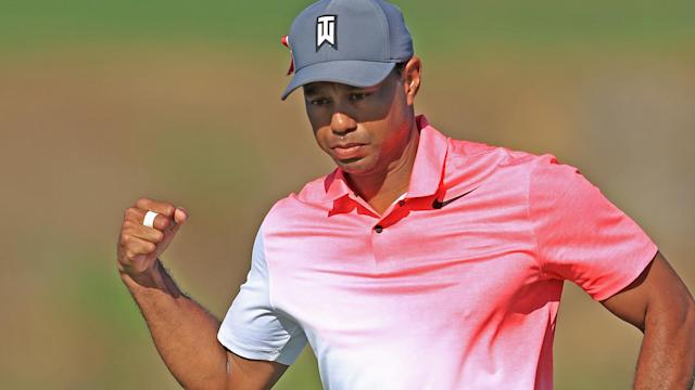 Tiger Woods has been easing into his PGA Tour comeback. But Friday's performance at the Honda might have fast-tracked it.