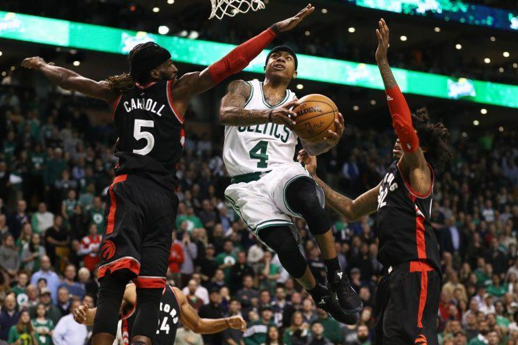 Isaiah Thomas is having a special season. (Getty Images)