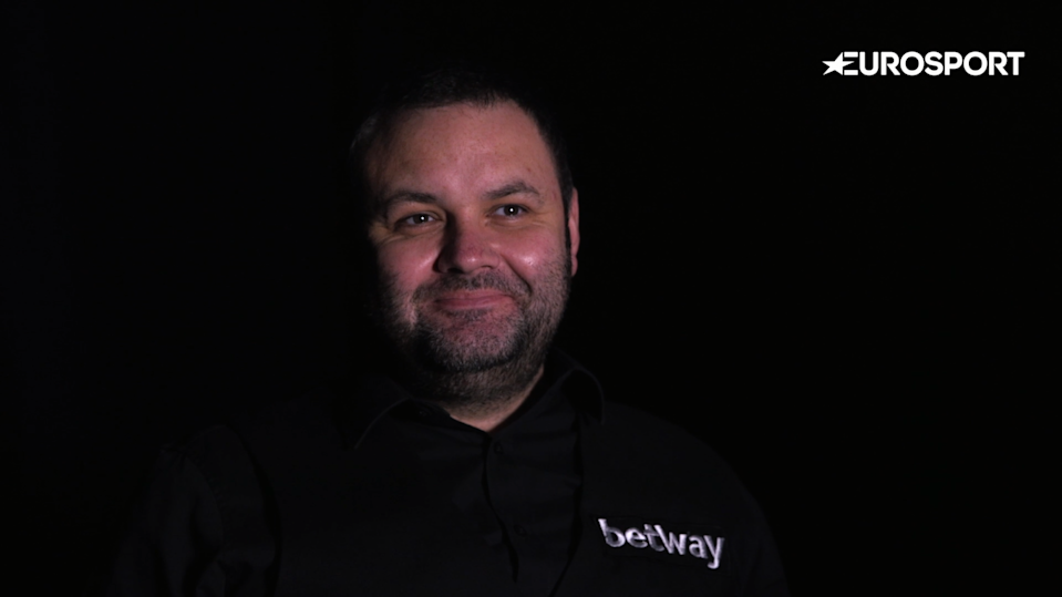 Stephen Maguire is bidding to lift the UK Championship trophy for the second time in his career, having been victorious in 2004