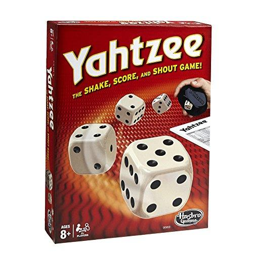 Classic Yahtzee Family Dice Game for Kids Ages 8 and Up (Walmart / Walmart)