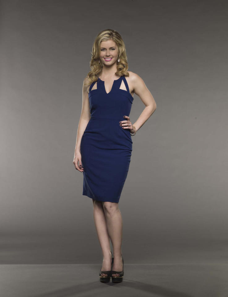 "Brianna Brown in the Lifetime series ""Devious Maids."""