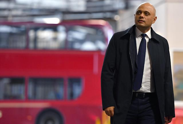 Chancellor of the Exchequer Sajid Javid urged the government to stamp out racism. (PA)