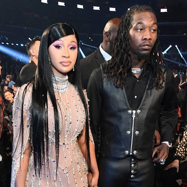 Cardi B's Cousin Arrested During Beverly Hills Outing With Her and Offset