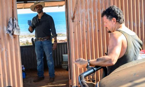 TV tonight: gruesome tales of the Australian outback