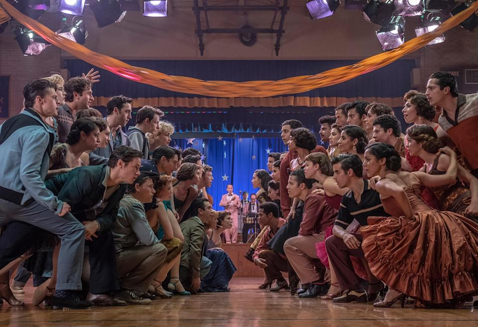 WEST SIDE STORY - Credit: Photo by Niko Tavernise