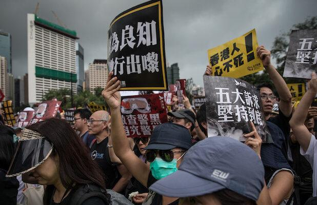 Twitter, Facebook Ban Hundreds of Accounts Spreading Disinformation About Hong Kong Protests