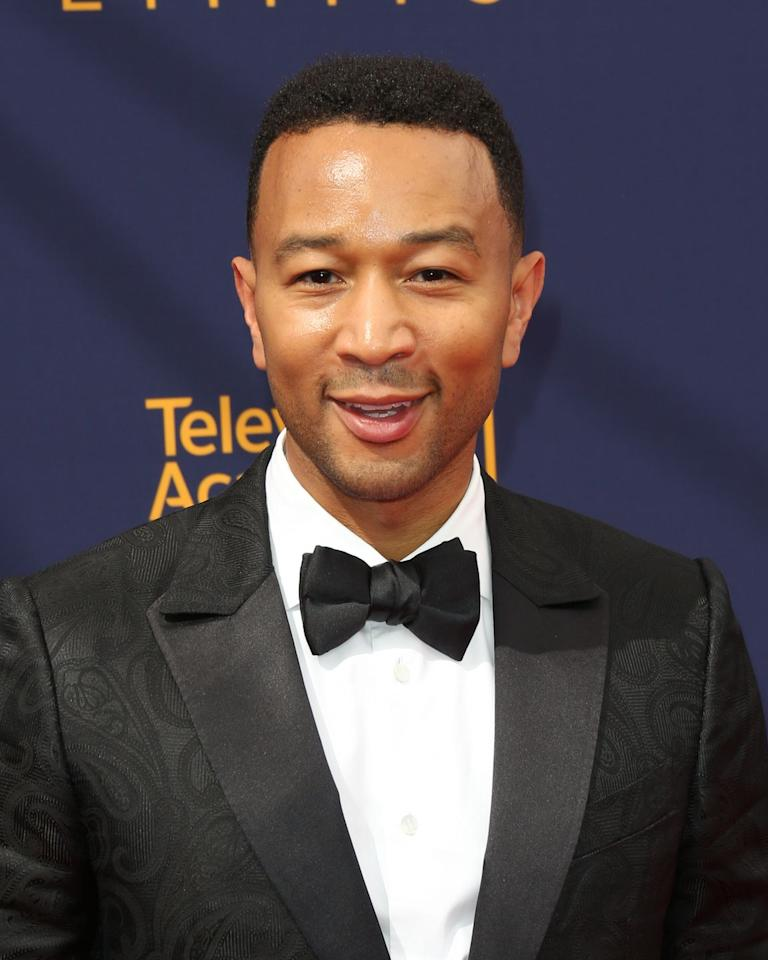 "<p>This 39-year-old musician has more than lived up to his stage name, filling out <a rel=""nofollow"" href=""https://www.instagram.com/p/BniRrVpHvXX/?taken-by=chrissyteigen"">his EGOT collection</a> in 2018 by becoming the first African American man ever to snag  all four major creative awards. In addition to his 10 Grammy Awards, including his 2006 win for Best New Artist, Legend added an Oscar to his resume in 2015 for his song ""Glory"" which was featured in the movie <em>Selma</em>, and a Tony in 2017 as co-producer for the Broadway production of <em>Jitney</em>. His 2018 Emmy came after his work on <em>Jesus Christ Superstar</em> won for outstanding variety special. </p>"
