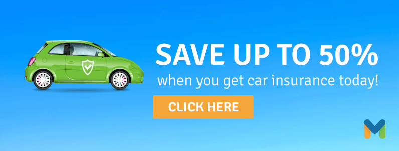 Save up to 50% when you get car insurance through Moneymax!