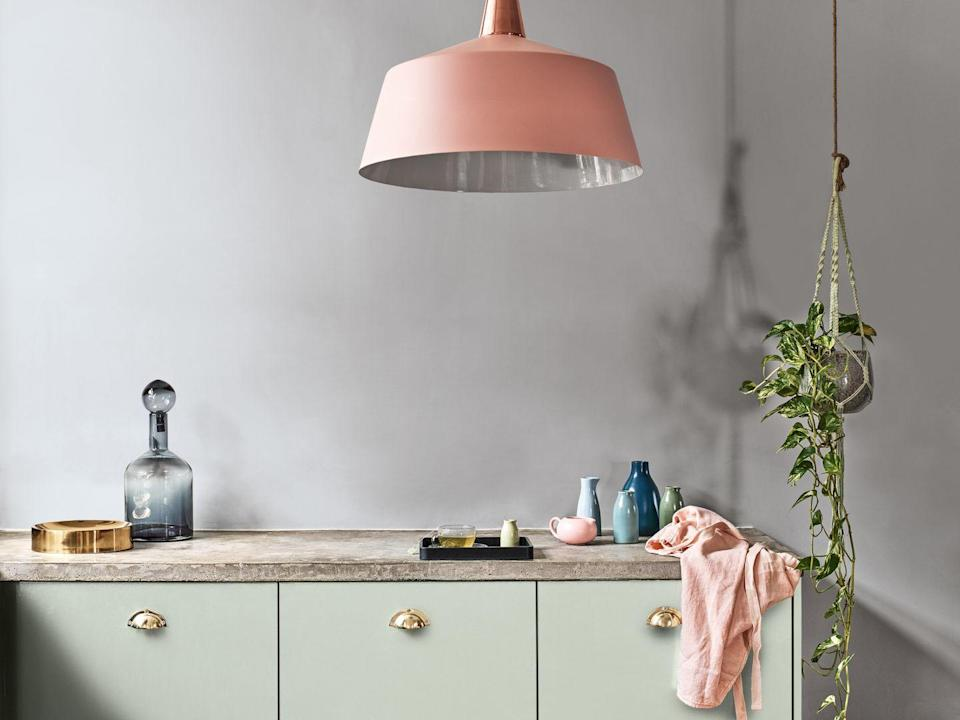 """<p>Any surprises here? Grey has become a top favourite paint colour due to its versatility, which is why it's featured in 38 per cent of top posts. Grey can be both warm or cold, modern or traditional and calming or energetic, and it works with pretty much any colour scheme.</p><p>'Try pairing lighter shades of grey with darker blue colours for a polished and sophisticated look, or use bright yellows to add a spark of electricity and sunlight to your room,' Dulux suggests.<strong><br></strong></p><p><strong>READ MORE: <a href=""""https://www.housebeautiful.com/uk/decorate/looks/tips/g249/grey-colour-schemes-stylist-tips/"""" rel=""""nofollow noopener"""" target=""""_blank"""" data-ylk=""""slk:Grey colour scheme ideas from an interior stylist"""" class=""""link rapid-noclick-resp"""">Grey colour scheme ideas from an interior stylist</a></strong></p>"""