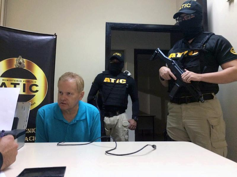Eric Conn pleads not guilty to escape charges