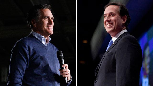 Rick Santorum Paid Higher Tax Rate Than Mitt Romney In 2010