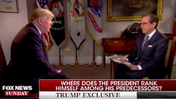 Donald Trump's 'Fox News Sunday' Interview Covered A Lot. Here's What You Need To Know.