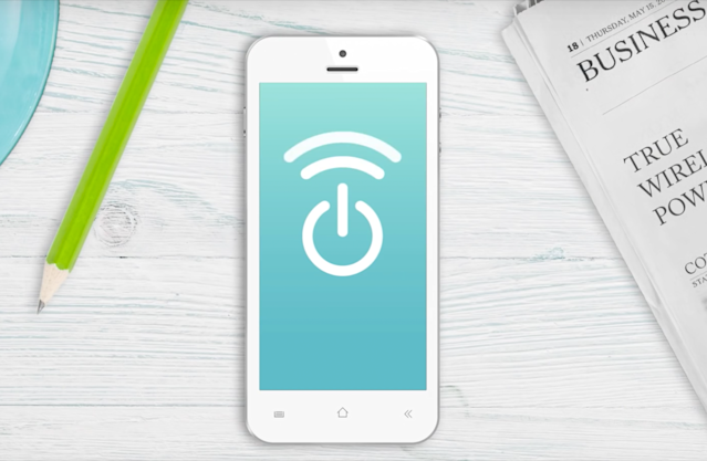 Ossia hopes to have wireless distance charging on the market within 12 months
