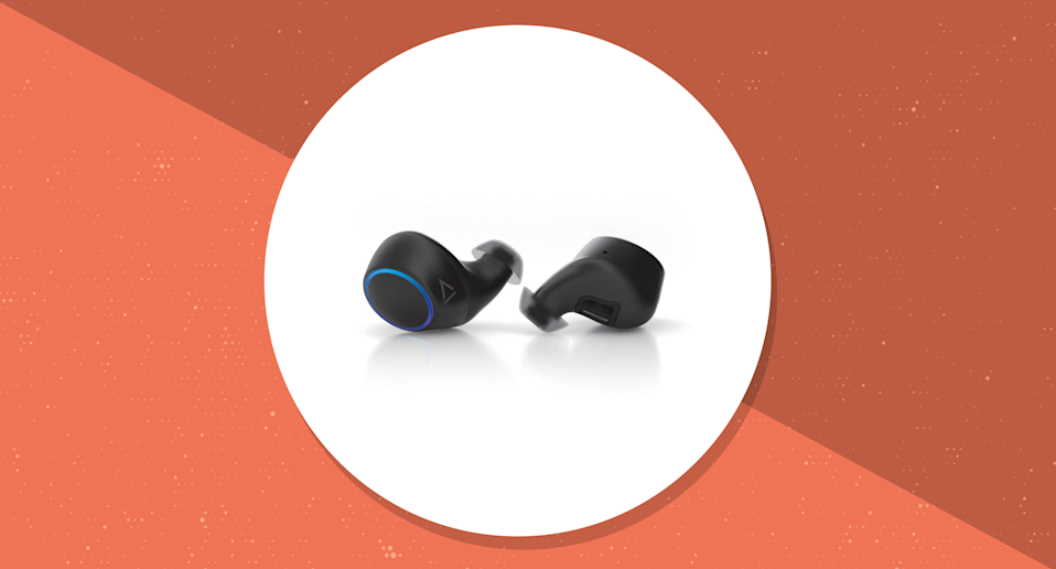 These true wireless earbuds are highly rated on Amazon. (Photo: Amazon)