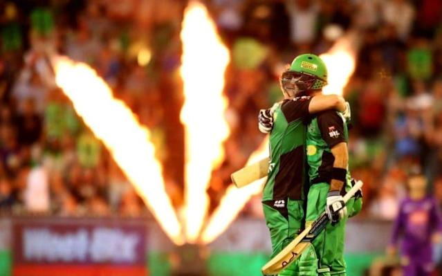 <span>The ECB wants to copy the Big Bash formula</span> <span>Credit: GETTY IMAGES </span>