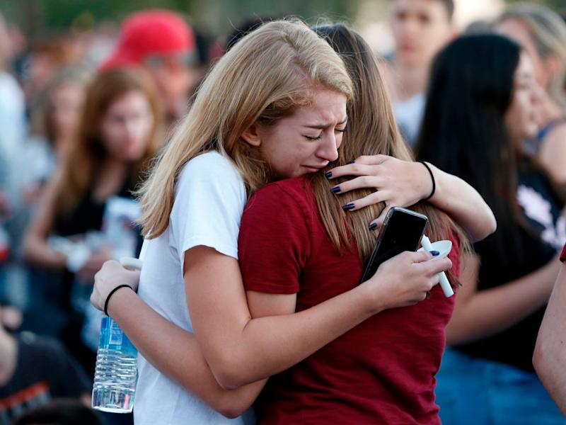 US teachers demand change after execution-style shootings with pellet guns in school shooter drill