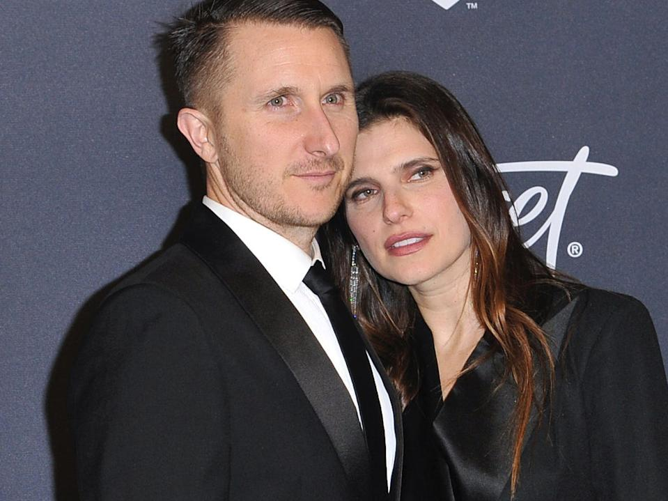scott campbell and lake bell january 2020