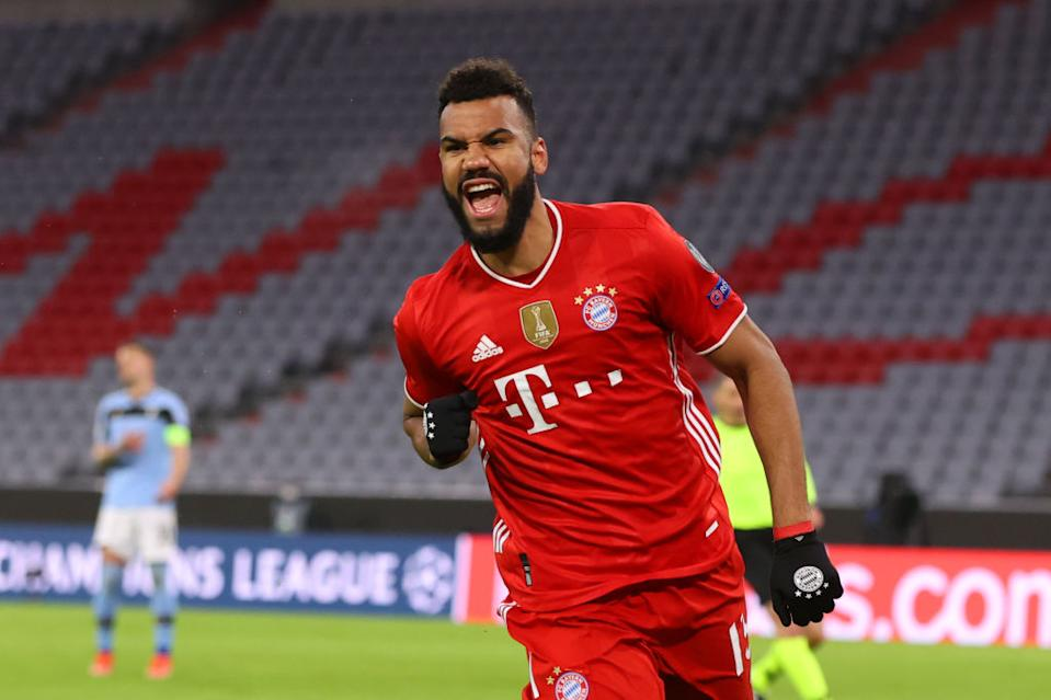 Eric Maxim Choupo-Moting vom FC Bayern (Photo by Alexander Hassenstein/Getty Images)
