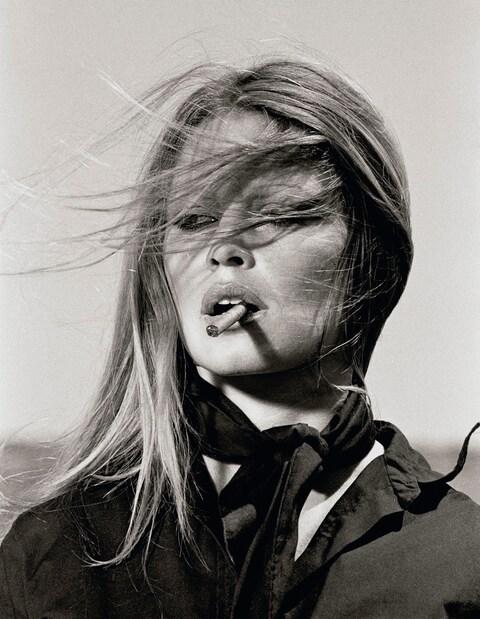 French actress Brigitte Bardot shot by Terry O'Neill on the set of 'Les Petroleuses' a.k.a. 'The Legend of Frenchie King', directed by Christian-Jaque in Spain, 1971 - Credit: Terry O'Neill / Iconic Images