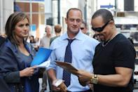 """<p>""""It was Pavlovian: Ring that bell, and you get right into Stabler and Benson,"""" Meloni told PEOPLE of their return to the screen. </p> <p>""""There was so much shorthand between us, which all goes back to the trust we have,"""" Hargitay added. """"He's always made me feel like I could just jump off the ledge, the cliff, the bridge, and he would catch me, in so many ways, whether it was comedy or acting or friendship.""""</p> <p>""""It's simple,"""" Meloni said. """"We have each other's back.""""</p>"""