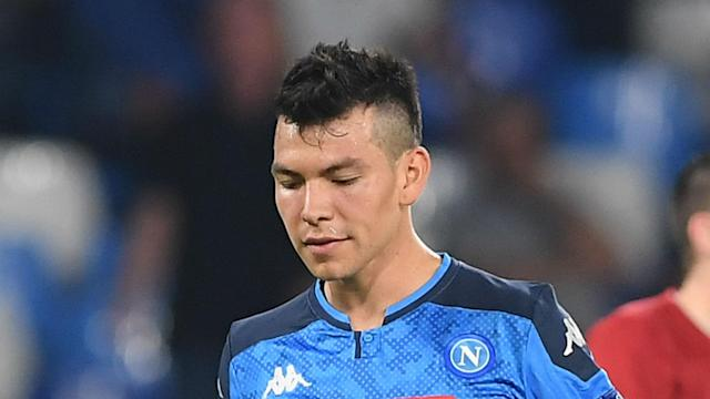 The opportunity to work with Carlo Ancelotti was too good to turn down for Napoli's record signing Hirving Lozano.