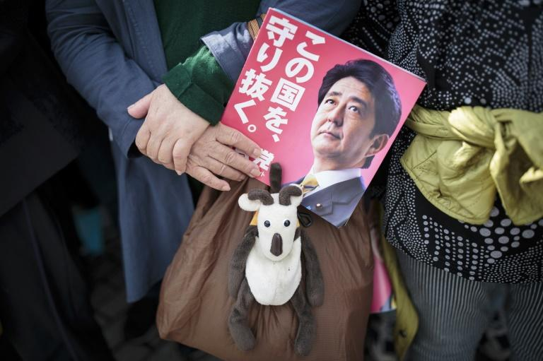 Abe is on track to become the longest-serving in post-war Japanese history