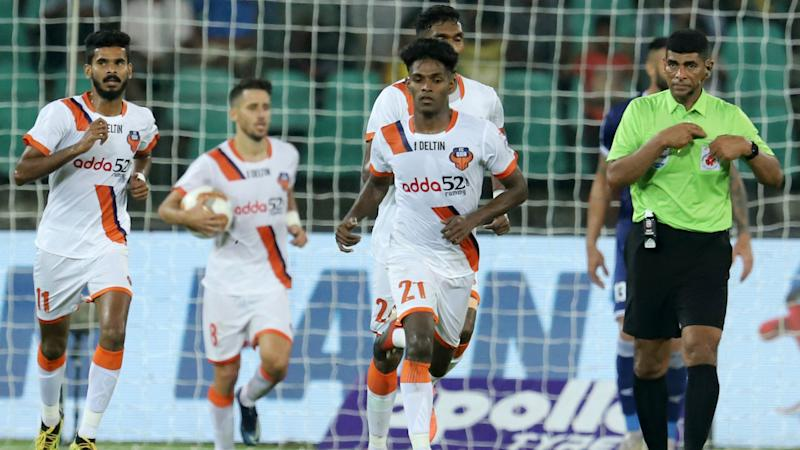 Saviour Gama eyes more game time at FC Goa