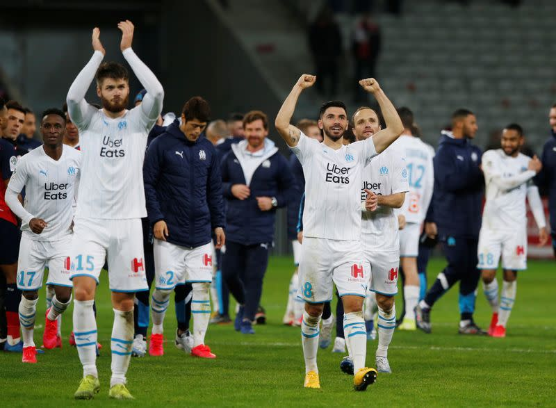 Ligue 1 - Lille v Marseille