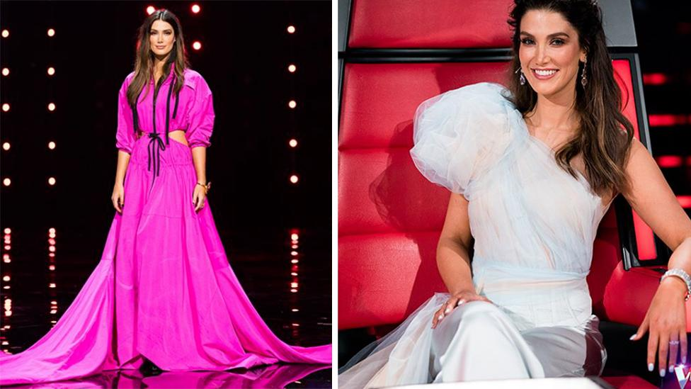 <p>Delta Goodrem knows how to grab people's attention, and it's not just because of her amazing voice, but her incredible sense of style, especially on this season of The Voice Australia. </p>