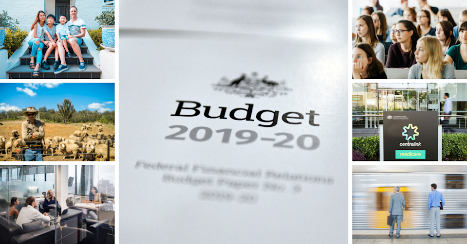 2019 Federal Budget: What it means for you. Source: AAP/Getty Images