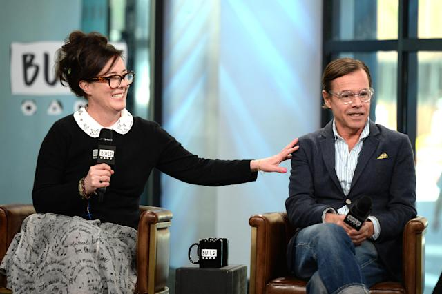 Kate and Andy Spade were married in 1994. (Photo: Andrew Toth/FilmMagic)