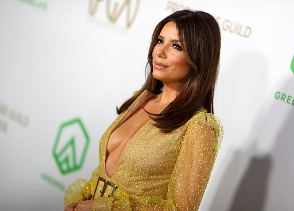 <p>Eva Longoria's approach to staying healthy is not complex, but lord, is it effective. The actress, who is age 46, concentrates on a handful of key pillars to keep herself nourished, fit, and calm. The good news is, for those of you seeking inspiration, they are all easier to weave into your routine than it is to add a month's paycheque worth of clothes to your & Other Stories online cart. </p><p>'I've always been someone to eat right, exercise, and take care of my skin,' the mum-of-one told People in 2017. She takes a similarly straightforward approach to her mind, prioritising grounding practices such as meditation and getting enough sleep. '[To me] wellness feels like making sure you don't get sick, making sure you're meditating, making sure you're not stressed out, making sure you're sleeping,' she told The Cut in 2016. </p><p>So far, so accessible. Want to delve into more of the star's s key wellness habits? Scroll on. </p>