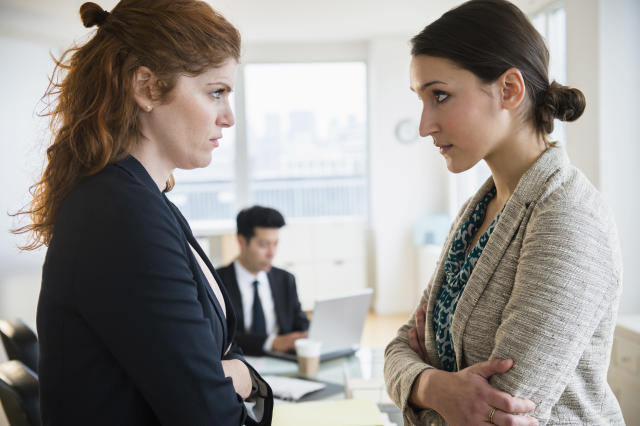 Rivalry can end badly for employees.(Photo: Getty Images)