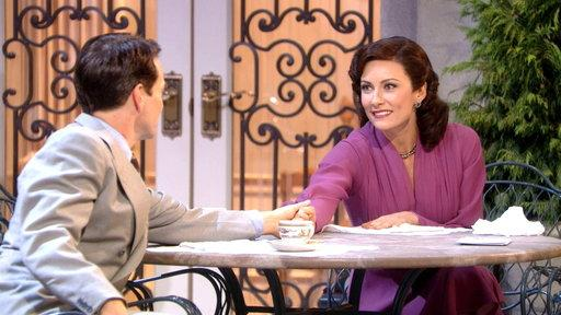 """Stephen Moyer and Laura Benanti in """"The Sound of Music Live!"""""""