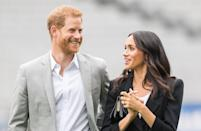 """<p>Harry and Meghan's first public endeavor since stepping down as senior royals was <a href=""""https://www.popsugar.com/celebrity/prince-harry-meghan-markle-archewell-nonprofit-details-47372280"""" class=""""link rapid-noclick-resp"""" rel=""""nofollow noopener"""" target=""""_blank"""" data-ylk=""""slk:the launch of their Archewell foundation"""">the launch of their Archewell foundation</a>. <a href=""""https://archewell.com/foundation"""" class=""""link rapid-noclick-resp"""" rel=""""nofollow noopener"""" target=""""_blank"""" data-ylk=""""slk:The goal of Archewell is &quot;to uplift"""">The goal of Archewell is """"to uplift</a> and unite communities - local and global, online and offline - one act of compassion at a time."""" Though they announced the creation of Archewell in April 2020, it wasn't until later that December that they unveiled its project. The organization, which is named after their son Archie, <a href=""""https://www.popsugar.com/celebrity/archewell-foundation-partners-with-world-central-kitchen-48074735"""" class=""""link rapid-noclick-resp"""" rel=""""nofollow noopener"""" target=""""_blank"""" data-ylk=""""slk:partnered with chef José Andrés and World Central Kitchen"""">partnered with chef José Andrés and World Central Kitchen</a> to support the building of four community relief centers in disaster-stricken areas around the world to serve as community kitchens during national emergencies. The centers also have the flexibility to become community centers, schools, and clinics when necessary.</p> <p>Some of the foundation's other projects and partnerships include Stanford Medicine's Center for Compassion and Altruism Research and Education (CCARE), the Center for Humane Technology, the Loveland Foundation, and the UCLA Center for Critical Internet Inquiry.</p>"""