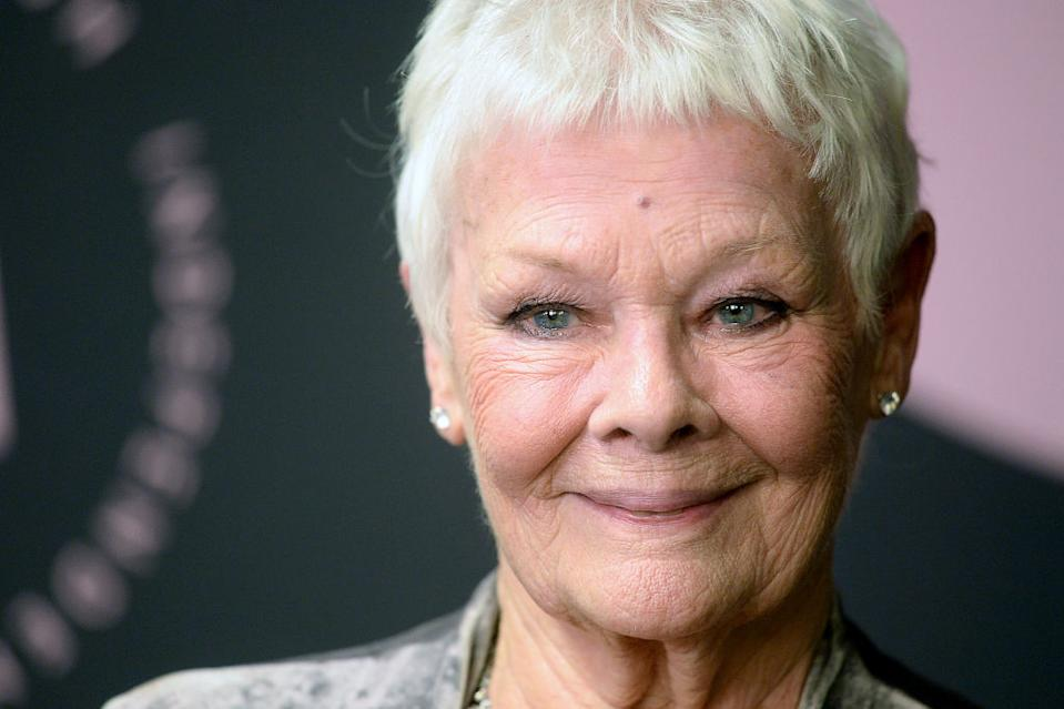Dame Judi Dench has opened up about giving up driving thanks to her failing eyesight [Photo: Getty]