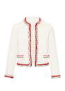 "<p><em>Oscar de la Renta Long-Sleeve Knit Jacket, $1,590</em></p><p><a class=""link rapid-noclick-resp"" href=""https://www.amazon.com/dp/B08VF86ZTC/ref=cm_sw_r_oth_api_glt_fabc_DVY65QMB2E6P176DVBTK?tag=syn-yahoo-20&ascsubtag=%5Bartid%7C10063.g.36061638%5Bsrc%7Cyahoo-us"" rel=""nofollow noopener"" target=""_blank"" data-ylk=""slk:SHOP NOW"">SHOP NOW</a></p><p>The quickest way to add a jolt of stylish polish to your t-shirt, slip dress, sweatshirt—truly, anything—is a proper, ladylike jacket. No one does that better than Oscar.</p>"