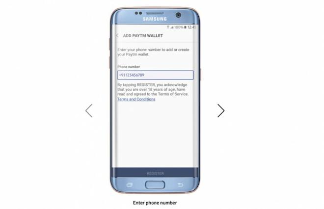 Samsung Pay, Paytm wallet on Samsung Pay, India, launch