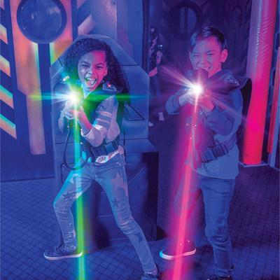 Main Event in Grand Prairie will feature latest center format, chances to win prizes for best bowling, pop-a-shot and claw machine skills, plus freebies on laser tag and gravity ropes during week-long party.