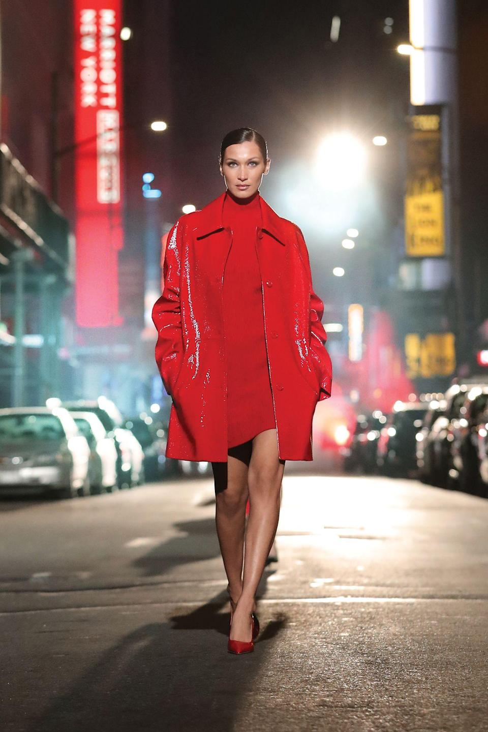 "<p><a href=""https://www.elle.com/uk/fashion/a31146630/gigi-bella-yolanda-hadid-paris-fashion-week/"" rel=""nofollow noopener"" target=""_blank"" data-ylk=""slk:Bella Hadid"" class=""link rapid-noclick-resp"">Bella Hadid</a> might have started out a tad later than her sister <a href=""https://www.elle.com/uk/fashion/articles/g31503/gigi-hadid-best-runway-looks/"" rel=""nofollow noopener"" target=""_blank"" data-ylk=""slk:Gigi Hadid"" class=""link rapid-noclick-resp"">Gigi Hadid </a>when it comes to appearing in all the top runway show for the major fashion houses, but after a very successful couple of last seasons, we predict big things to continue for her in SS21. See it all unfold here. </p>"