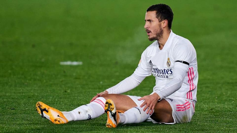 Eden Hazard, Real Madrid   Quality Sport Images/Getty Images