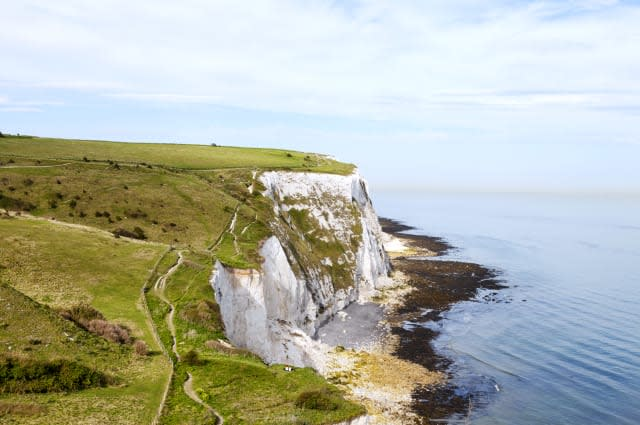 National Trust in bid to raise £1m to 'save' White Cliffs of Dover