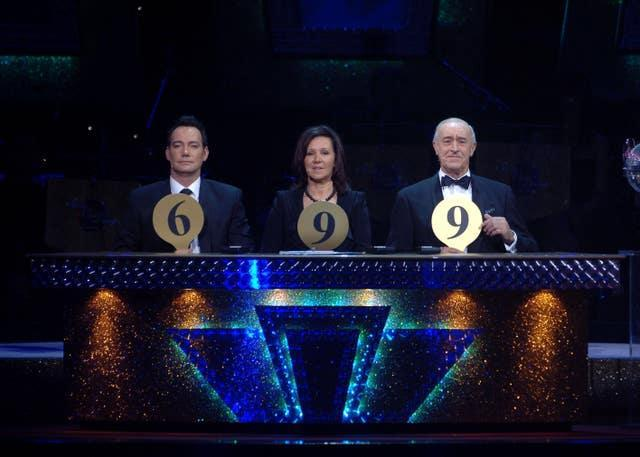 Strictly Come Dancing Live! final dress rehearsal – Glasgow