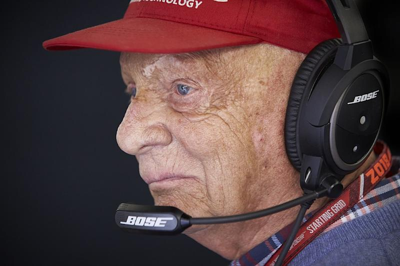Lauda making progress after lung transplant