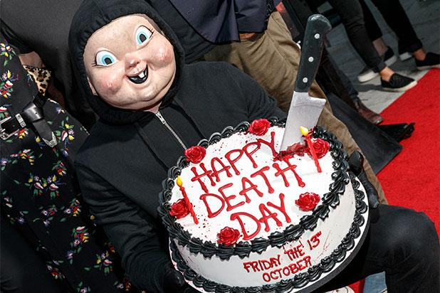 Happy Death Day Halloween Horror Night