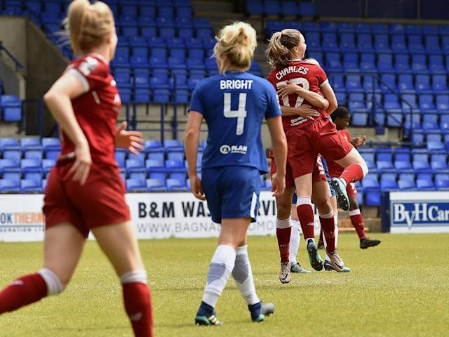 Chelsea Ladies sign off in style after ending WSL season with unbeaten record intact