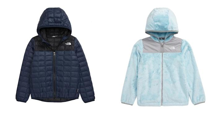 Bundle up in style.