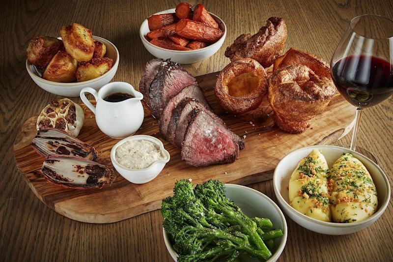 Meat of the matter: roast beef at Paternoster Chop House
